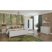 Спальный гарнитур Бейлиз из натурального дерева