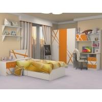 Мебель для детской Дельта оранж