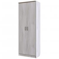 Шкаф комбинированный Встреча-1 (ясень шимо светлый)
