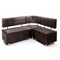 Модульный угловой диван Торонто (бурбон)