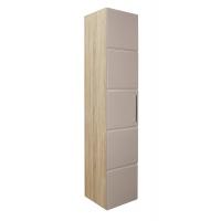Шкаф 1-дверный София Кальпе (Латте глянец)