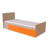 Кровать с ящиками Скейт-3 Манго