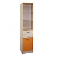 Книжный шкаф Скейт-3 Манго
