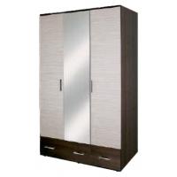 Шкаф 3х-дверный с ящиками 1200*550 Колибри 1