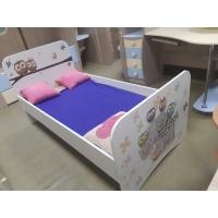 Кровать Совята с/м 0,8*1,6