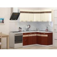 Кухонный гарнитур Корица 1.6*1.35 м.