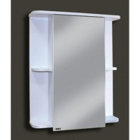 Шкаф зеркальный Палермо 600