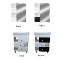 Комплект мебели в ванную Домино