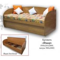Кровать Юнион 0,9*2,0 с подъёмным механизмом