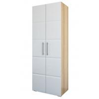 Шкаф 2-х дверный София Кальпе (Белый глянец)