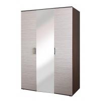 Шкаф для одежды и белья 3х-дверный 1200*550 Колибри 1