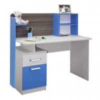 Скейт-5 Письменный стол с надстройкой