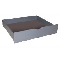 Комплект ящиков к кровати Крафт (серый графит)