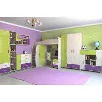 Детская мебель Алёшка МДФ с фрезеровкой Мозаика