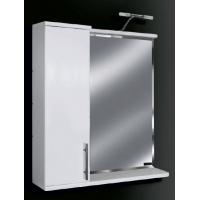 Шкаф зеркальный Calpe Бали 2-650 с подсветкой