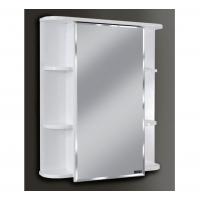 Шкаф зеркальный Calpe Лима 2-600