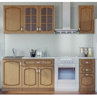 Кухонный гарнитур Дуб натуральный