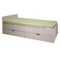 Кровать 0,9*1,9 с ящиками Дастер 2+2