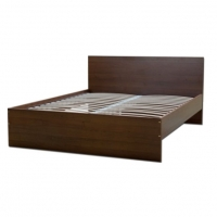 Кровать Fenix hard 1,6 с ортопедическим основанием