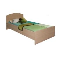 Кровать одинарная Яна 0,9*1,9