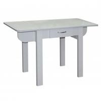 Стол обеденный раскладной с ящиком №4