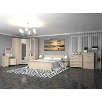 Модули для спальни Гармония
