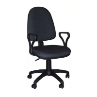 Компьютерное кресло Престиж с подлокотниками Самба