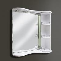 Шкаф зеркальный поворотный Calpe Кензо 700