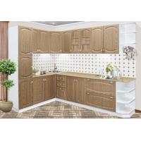 Модульный кухонный гарнитур Дуб натуральный