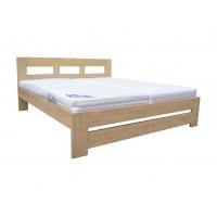 Кровать Икея Рика (натуральное дерево)
