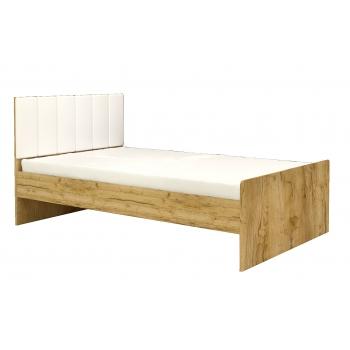 Кровать 1.2*2.0 с мягкой спинкой