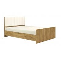 Кровать 1.4*2.0 с мягкой спинкой