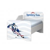 Кровать Хоккей Смарти-2 сп.м 0,8*2,0