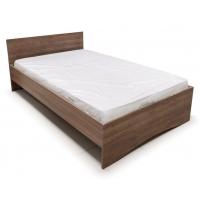 Кровать односпальная 0,9 с ортопедической решеткой