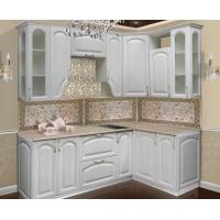 Модульный кухонный гарнитур Белое Золото