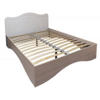 Кровать Купидон 1.2 и 1.6  с ортопед. основанием