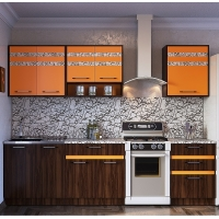 Кухонный гарнитур Манго 2.2 м.