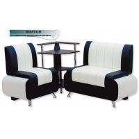 Модульный диван для кухни Хилтон