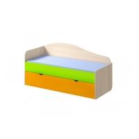 Кровать Почемучка-2 с двумя спальными местами