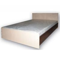 Кровать Колорит 1,4*2.0 венге/светлый шимо