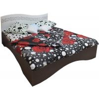 Кровать Селена 1,6 с ортопедическим основанием