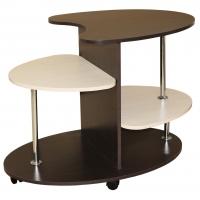Стол сервировочный (венге+дуб девонширский)