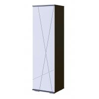 Шкаф 1500 Лея (серый графит)