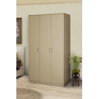 Шкаф 3-х дверный Конти 1200*520