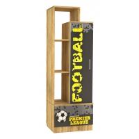 Шкаф для книг Футбол Лего