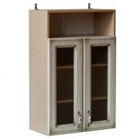 Шкаф-витрина 600 с нишей Анжелика