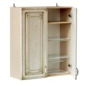 Шкаф навесной 600 с сушилкой Анжелика