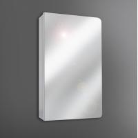 Шкаф зеркальный Сомо 400