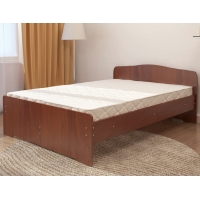 Кровать двухспальная 1,6 с ортопедическим основанием
