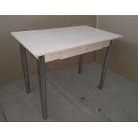 Стол обеденный Горизонт-3 с ящиком (ЛДСП)